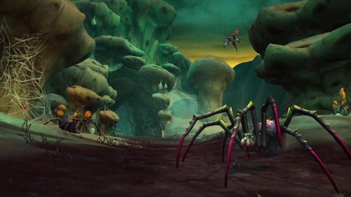 Pakt der Nekrolords zeigt Maldraxxus
