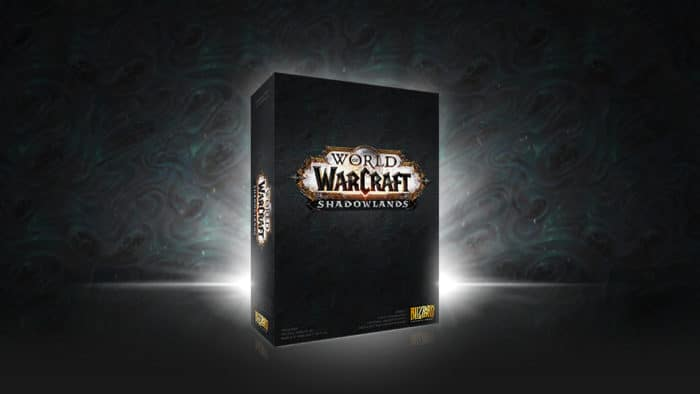 WoW Shadowlands Base Edition (39,99 €)