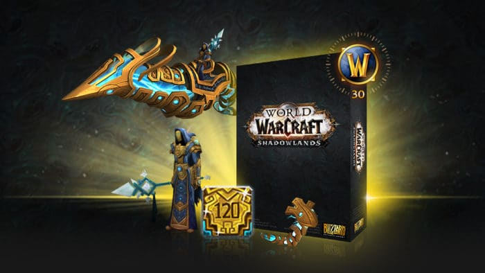 WoW Shadowlands Epic Edition (74,99 €)