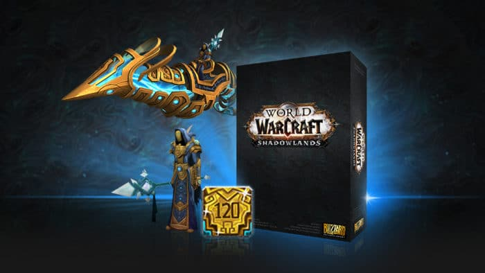 WoW Shadowlands Heroic Edition (54,99 €)
