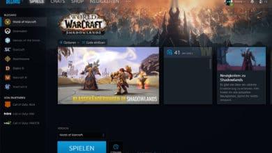 Bild von Battle.net lässt Passwörter mit mehr als 16 Zeichen zu