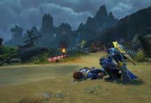 Bild von Einführung und Leveln in World of Warcraft Shadowlands