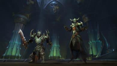 Bild von Shadowlands Release verschoben