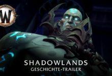Bild von WoW Shadowlands Story Trailer wurde veröffentlicht
