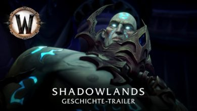 WoW Shadowlands Story Trailer