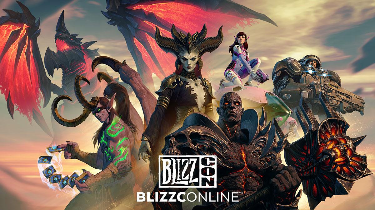 BlizzConline Zeitplan